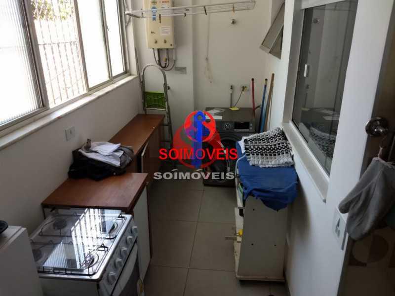 e1719a02-711f-4d74-ab1d-8f3f53 - Apartamento 2 quartos à venda Maracanã, Rio de Janeiro - R$ 375.000 - TJAP21336 - 25