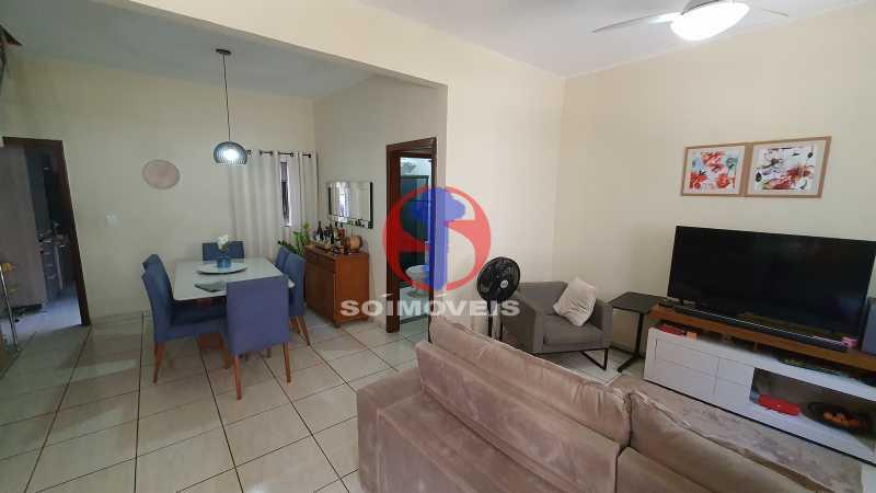 SALA - Casa de Vila 3 quartos à venda Riachuelo, Rio de Janeiro - R$ 410.000 - TJCV30070 - 5