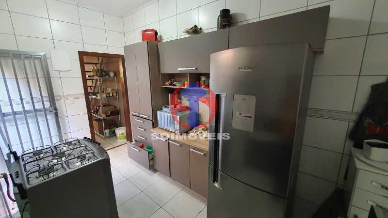 COZINHA - Casa de Vila 3 quartos à venda Riachuelo, Rio de Janeiro - R$ 410.000 - TJCV30070 - 7