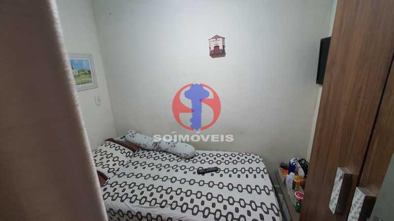 DEPENDENCIA - Casa de Vila 3 quartos à venda Riachuelo, Rio de Janeiro - R$ 410.000 - TJCV30070 - 12