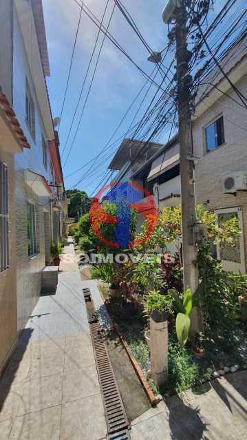 VILA - Casa de Vila 3 quartos à venda Riachuelo, Rio de Janeiro - R$ 410.000 - TJCV30070 - 3