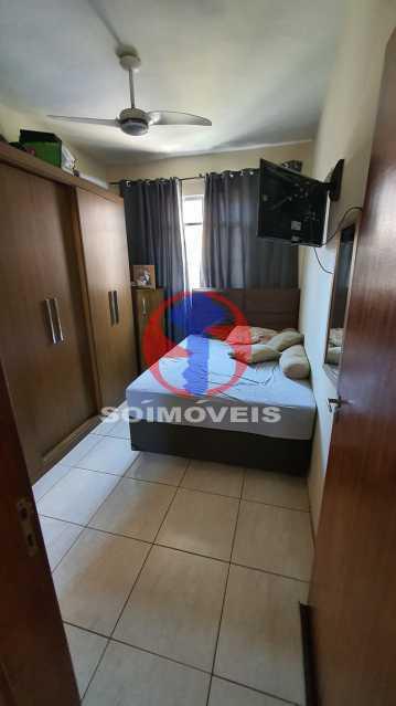 SUITE - Casa de Vila 3 quartos à venda Riachuelo, Rio de Janeiro - R$ 410.000 - TJCV30070 - 14