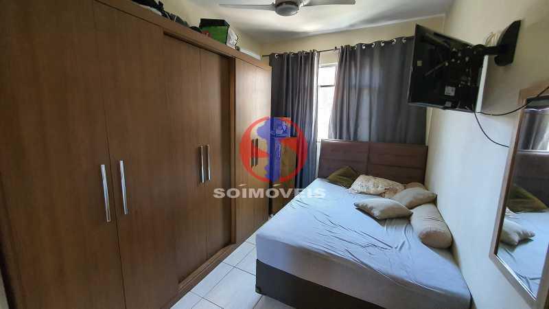 SUITE - Casa de Vila 3 quartos à venda Riachuelo, Rio de Janeiro - R$ 410.000 - TJCV30070 - 15