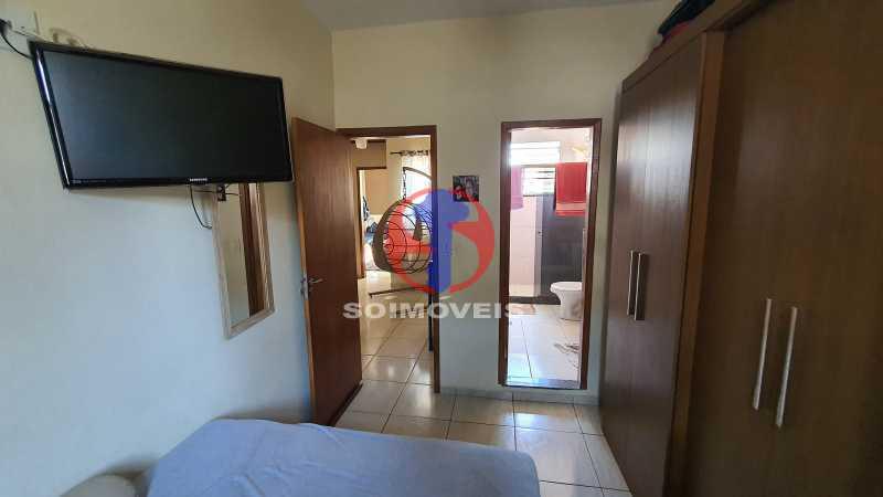 SUITE - Casa de Vila 3 quartos à venda Riachuelo, Rio de Janeiro - R$ 410.000 - TJCV30070 - 16