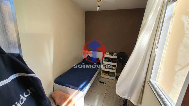 QUARTO - Casa de Vila 3 quartos à venda Riachuelo, Rio de Janeiro - R$ 410.000 - TJCV30070 - 19