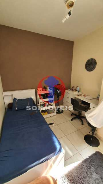 QUARTO - Casa de Vila 3 quartos à venda Riachuelo, Rio de Janeiro - R$ 410.000 - TJCV30070 - 20