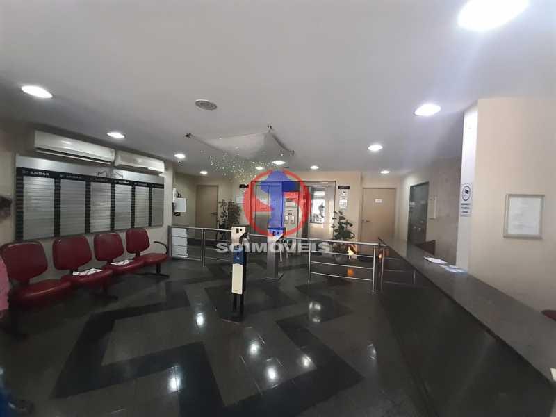 port - Sala Comercial 32m² à venda Vila Isabel, Rio de Janeiro - R$ 150.000 - TJSL00032 - 4