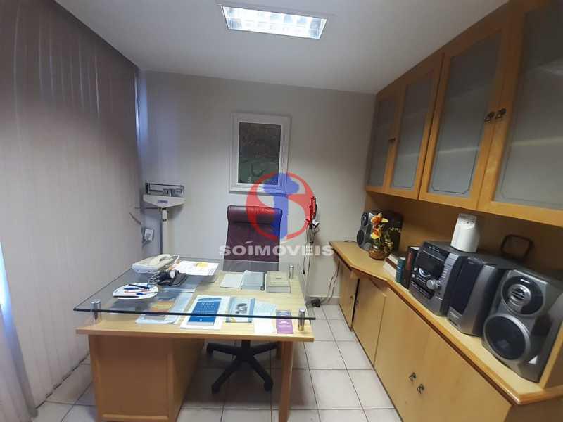 sl - Sala Comercial 32m² à venda Vila Isabel, Rio de Janeiro - R$ 150.000 - TJSL00032 - 9