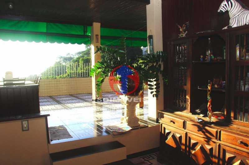 imagem1 - Casa 6 quartos à venda Santa Teresa, Rio de Janeiro - R$ 1.100.000 - TJCA60008 - 11