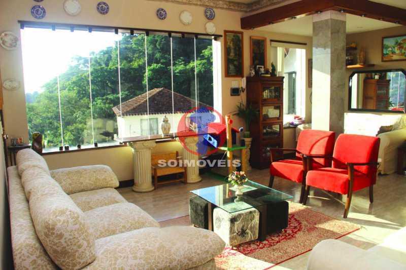 imagem4 - Casa 6 quartos à venda Santa Teresa, Rio de Janeiro - R$ 1.100.000 - TJCA60008 - 1