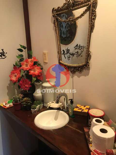 imagem13 - Casa 6 quartos à venda Santa Teresa, Rio de Janeiro - R$ 1.100.000 - TJCA60008 - 7