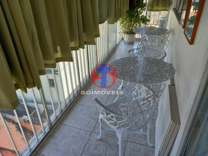 var - Apartamento 2 quartos à venda Engenho Novo, Rio de Janeiro - R$ 300.000 - TJAP21351 - 7