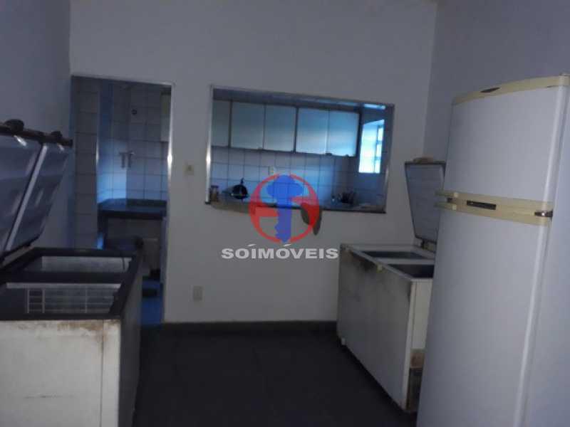490127722461234 - Casa 7 quartos à venda Tijuca, Rio de Janeiro - R$ 950.000 - TJCA70005 - 3