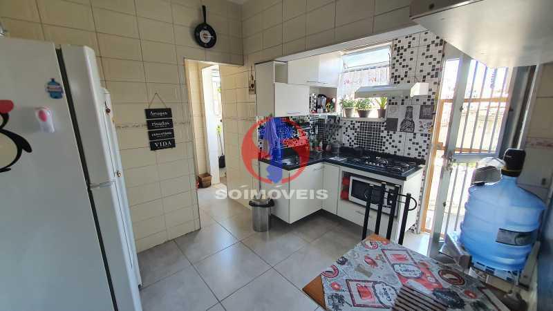 COZINHA - Apartamento 2 quartos à venda Engenho Novo, Rio de Janeiro - R$ 180.000 - TJAP21353 - 16
