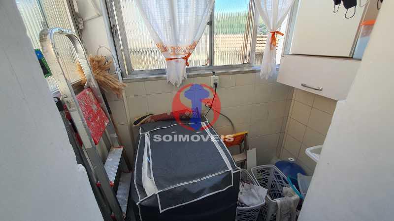 ÁREA DE SERVIÇO - Apartamento 2 quartos à venda Engenho Novo, Rio de Janeiro - R$ 180.000 - TJAP21353 - 18