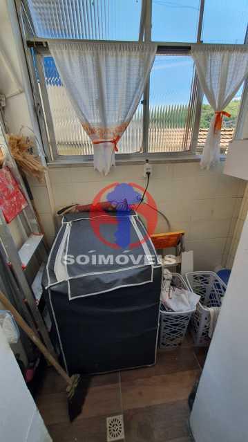 ÁREA DE SERVIÇO - Apartamento 2 quartos à venda Engenho Novo, Rio de Janeiro - R$ 180.000 - TJAP21353 - 19