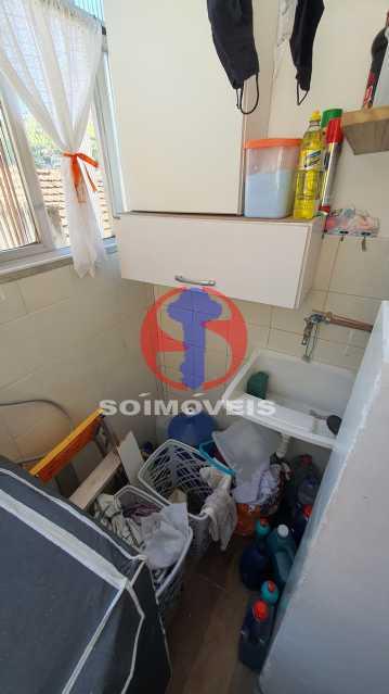 ÁREA DE SERVIÇO - Apartamento 2 quartos à venda Engenho Novo, Rio de Janeiro - R$ 180.000 - TJAP21353 - 20