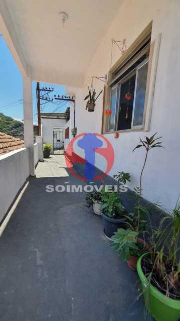 ENTRADA DE SERVIÇO - Apartamento 2 quartos à venda Engenho Novo, Rio de Janeiro - R$ 180.000 - TJAP21353 - 21