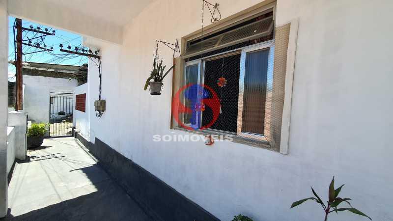 ENTRADA DE SERVIÇO - Apartamento 2 quartos à venda Engenho Novo, Rio de Janeiro - R$ 180.000 - TJAP21353 - 22
