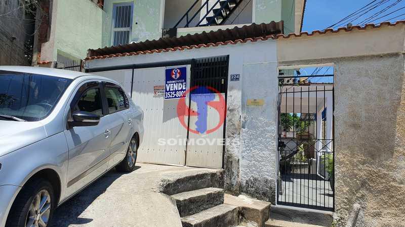 FRENTE - Apartamento 2 quartos à venda Engenho Novo, Rio de Janeiro - R$ 180.000 - TJAP21353 - 25