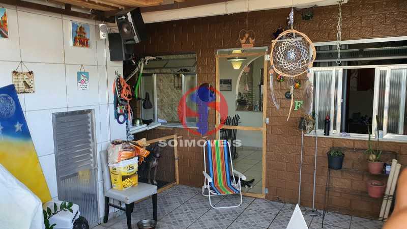 VARANDA GARAGEM - Apartamento 2 quartos à venda Engenho Novo, Rio de Janeiro - R$ 180.000 - TJAP21353 - 1