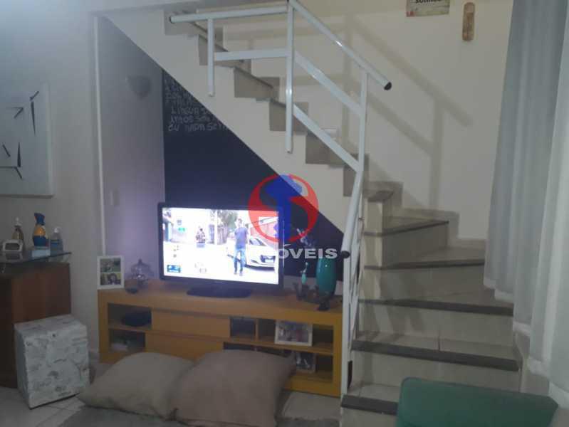 imagem3 - Casa em Condomínio 2 quartos à venda Piedade, Rio de Janeiro - R$ 285.000 - TJCN20009 - 6