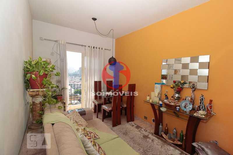 81d9f62f-dbd5-415f-b975-679da3 - Apartamento 2 quartos à venda Engenho Novo, Rio de Janeiro - R$ 240.000 - TJAP21356 - 1