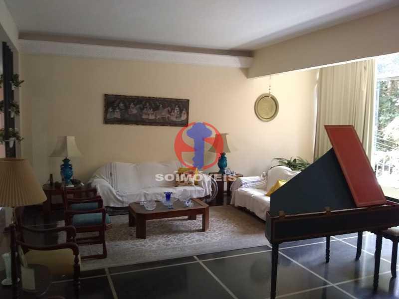 3 - Casa 4 quartos à venda Tijuca, Rio de Janeiro - R$ 1.500.000 - TJCA40054 - 4