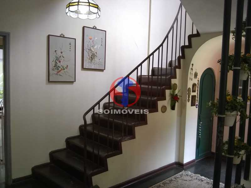 5 - Casa 4 quartos à venda Tijuca, Rio de Janeiro - R$ 1.500.000 - TJCA40054 - 8