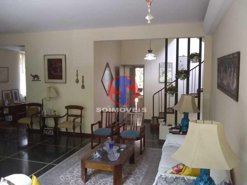 8 - Casa 4 quartos à venda Tijuca, Rio de Janeiro - R$ 1.500.000 - TJCA40054 - 5