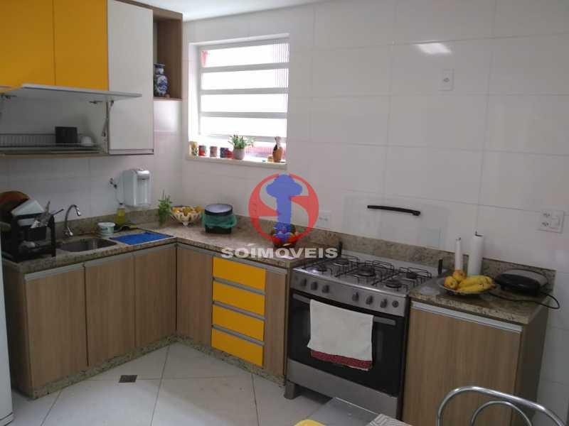 10 - Casa 4 quartos à venda Tijuca, Rio de Janeiro - R$ 1.500.000 - TJCA40054 - 11