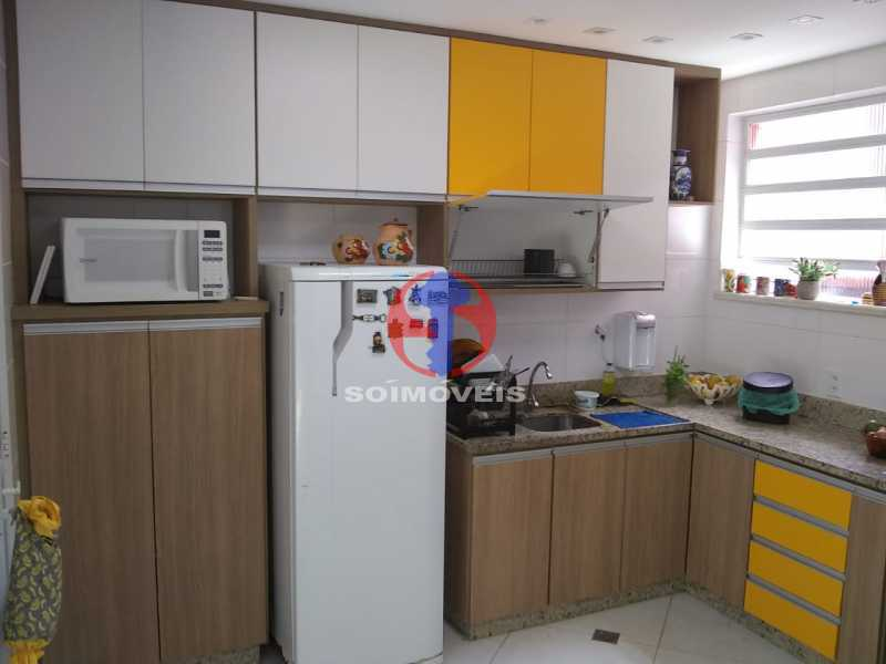 11 - Casa 4 quartos à venda Tijuca, Rio de Janeiro - R$ 1.500.000 - TJCA40054 - 10