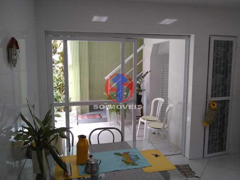 12 - Casa 4 quartos à venda Tijuca, Rio de Janeiro - R$ 1.500.000 - TJCA40054 - 12