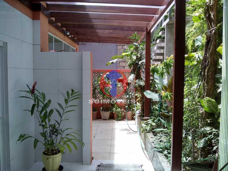 14 - Casa 4 quartos à venda Tijuca, Rio de Janeiro - R$ 1.500.000 - TJCA40054 - 14