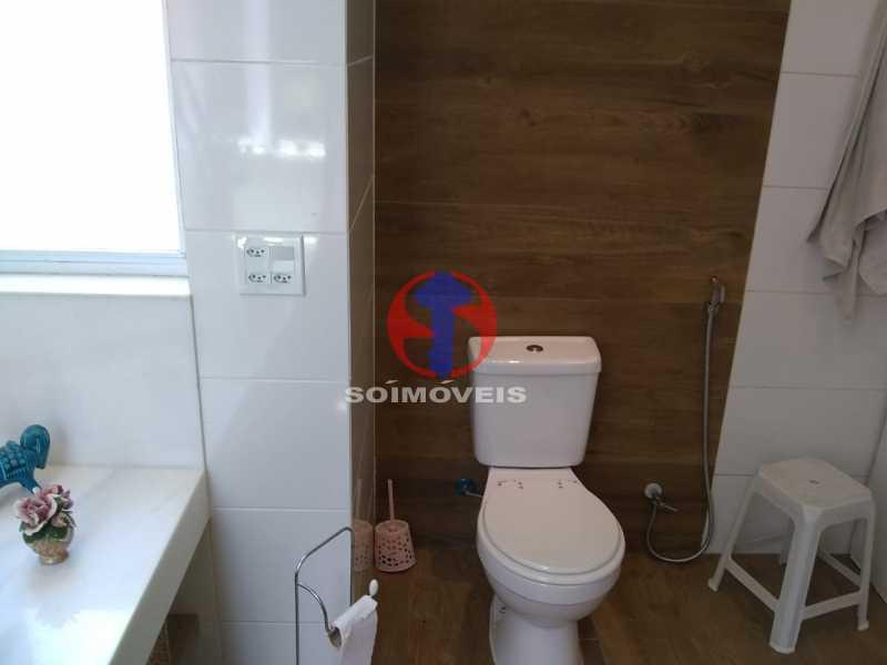 17 - Casa 4 quartos à venda Tijuca, Rio de Janeiro - R$ 1.500.000 - TJCA40054 - 18