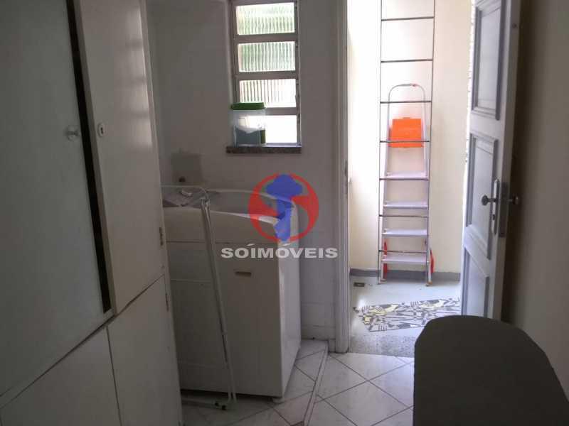 27 - Casa 4 quartos à venda Tijuca, Rio de Janeiro - R$ 1.500.000 - TJCA40054 - 28