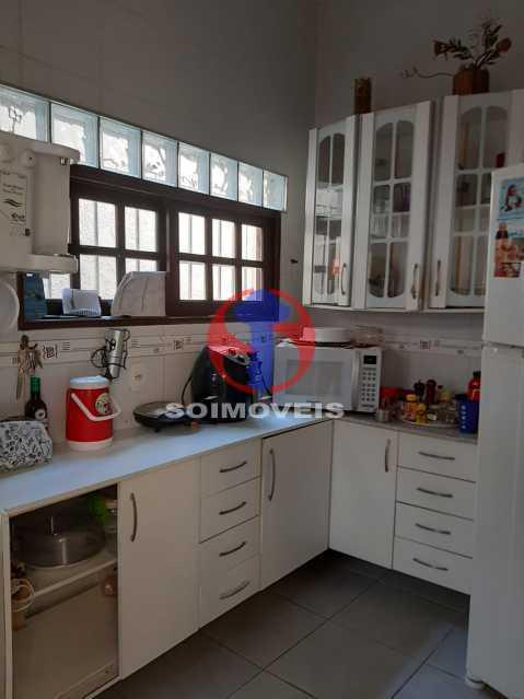 Cozinha - Casa 4 quartos à venda Tijuca, Rio de Janeiro - R$ 800.000 - TJCA40047 - 9