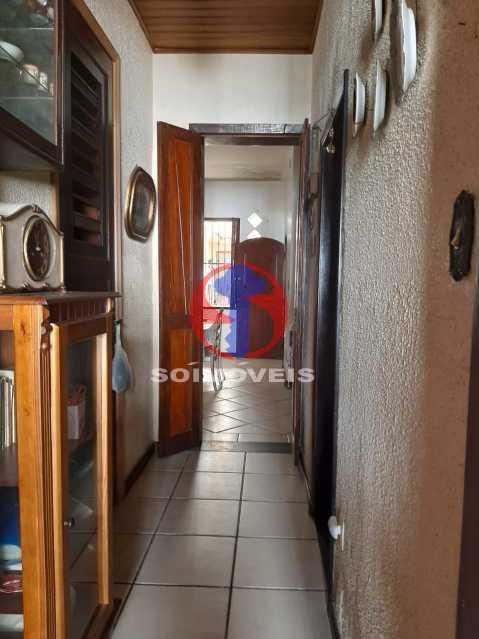 Circulação - Casa 4 quartos à venda Tijuca, Rio de Janeiro - R$ 800.000 - TJCA40047 - 11