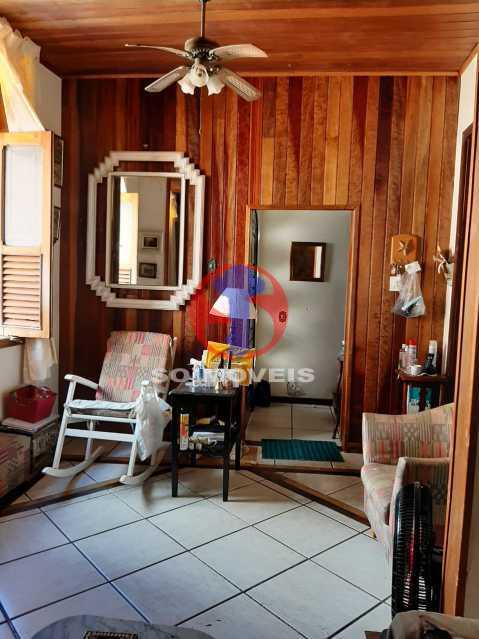 Sala - Casa 4 quartos à venda Tijuca, Rio de Janeiro - R$ 800.000 - TJCA40047 - 3