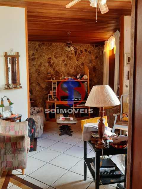 Sala - Casa 4 quartos à venda Tijuca, Rio de Janeiro - R$ 800.000 - TJCA40047 - 1