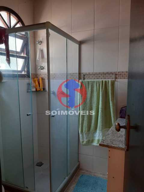 Banheiro - Casa 4 quartos à venda Tijuca, Rio de Janeiro - R$ 800.000 - TJCA40047 - 14