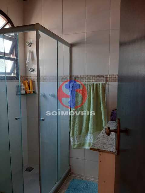 Banheiro - Casa 4 quartos à venda Tijuca, Rio de Janeiro - R$ 800.000 - TJCA40047 - 15