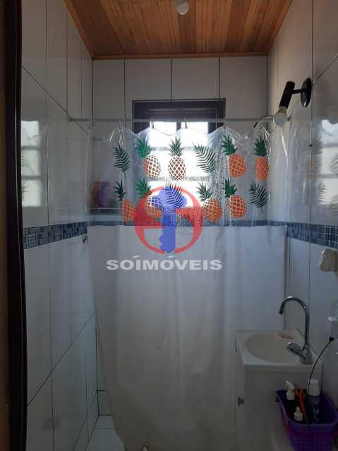 Banheiro - Casa 4 quartos à venda Tijuca, Rio de Janeiro - R$ 800.000 - TJCA40047 - 18