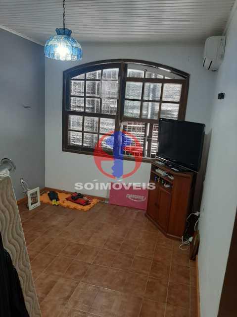 Quarto - Casa 4 quartos à venda Tijuca, Rio de Janeiro - R$ 800.000 - TJCA40047 - 19