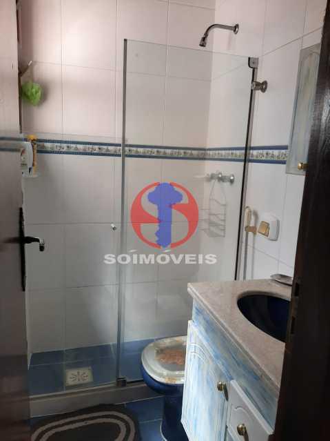 Banheiro - Casa 4 quartos à venda Tijuca, Rio de Janeiro - R$ 800.000 - TJCA40047 - 20