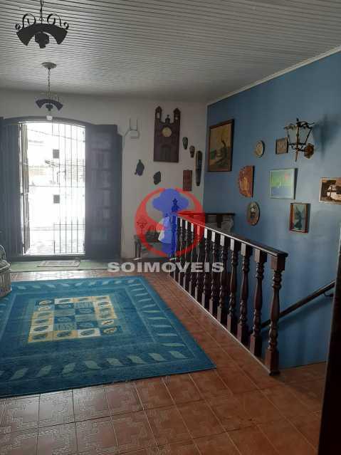 Circulação - Casa 4 quartos à venda Tijuca, Rio de Janeiro - R$ 800.000 - TJCA40047 - 21