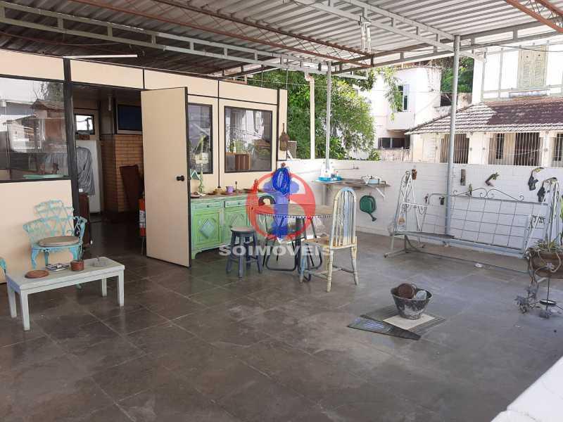 Terraço - Casa 4 quartos à venda Tijuca, Rio de Janeiro - R$ 800.000 - TJCA40047 - 26