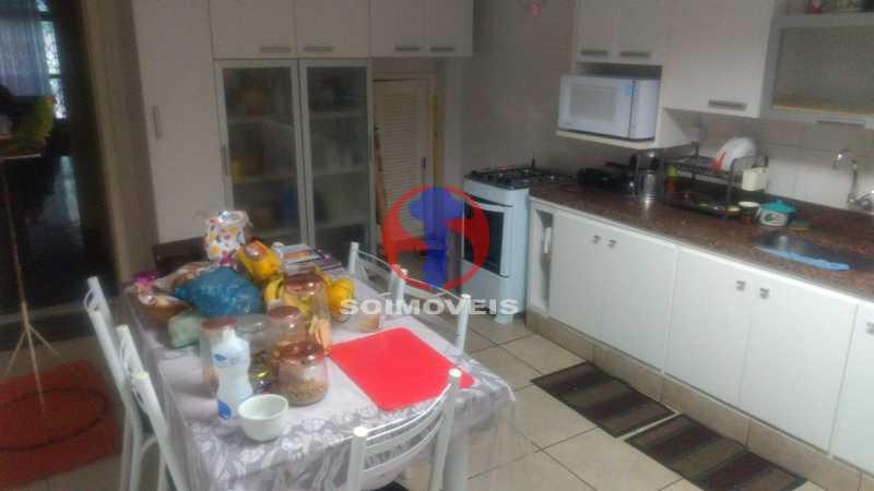 Cozinha 1  - Casa 3 quartos à venda Tijuca, Rio de Janeiro - R$ 1.200.000 - TJCA30073 - 4