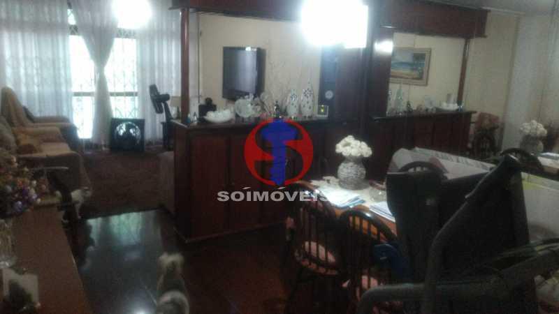 Sala - Casa 3 quartos à venda Tijuca, Rio de Janeiro - R$ 1.200.000 - TJCA30073 - 1