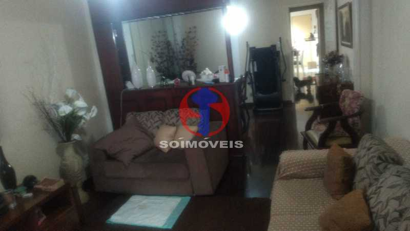 Sala - Casa 3 quartos à venda Tijuca, Rio de Janeiro - R$ 1.200.000 - TJCA30073 - 3